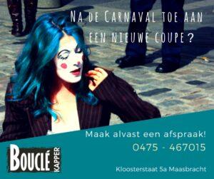 Boucle Kapper - carnaval 2017